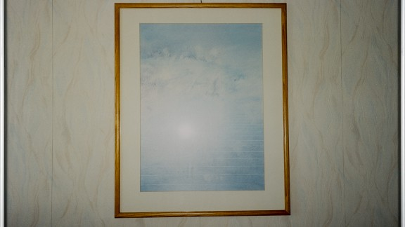 Seascape, 2003 Chromogenic print, metal frame, 50,5 x 70,5 cm